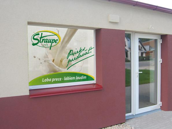 Promotional shop window stickers printing storefront window wraps digital mouse ltd latvia