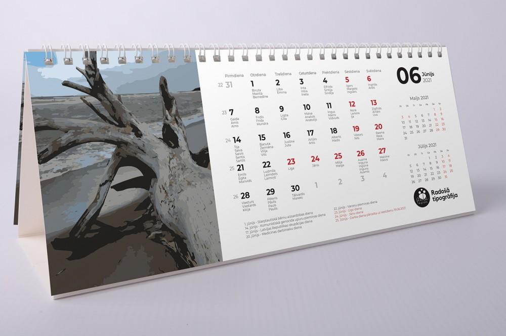 calendars for 2021