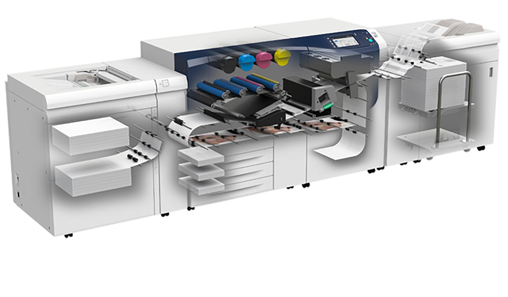 Digital Print with Xerox