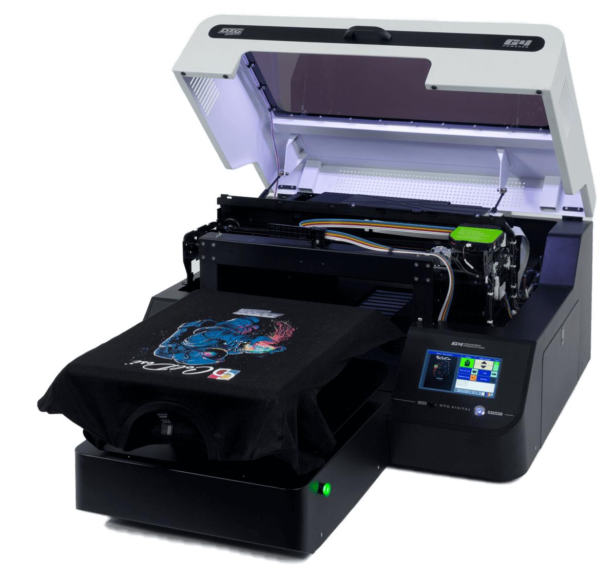 DTG tiešā digitālā druka