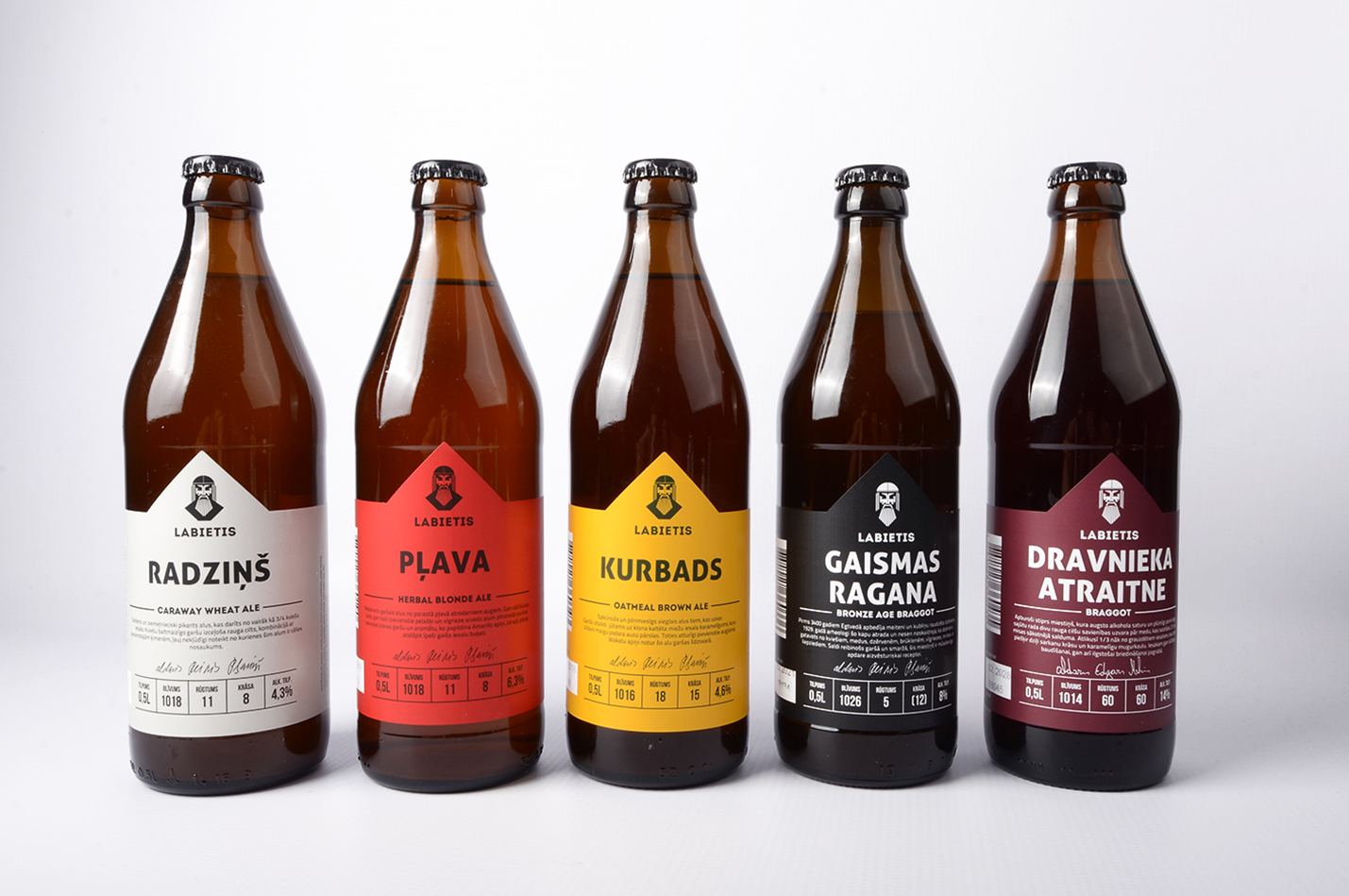 label printing for bottles