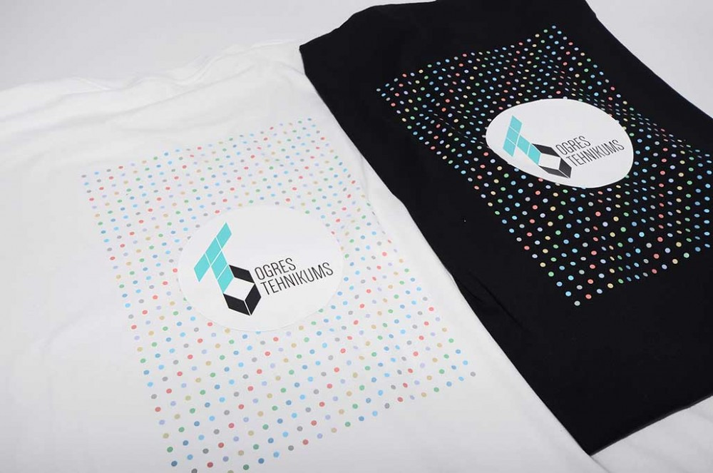 t-shirts thermal printing
