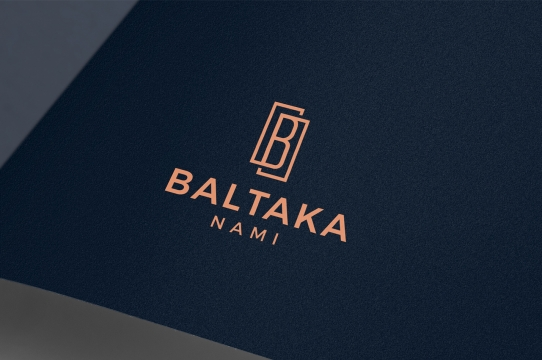 Logo design, corporate style