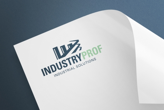 Logo and business card design development