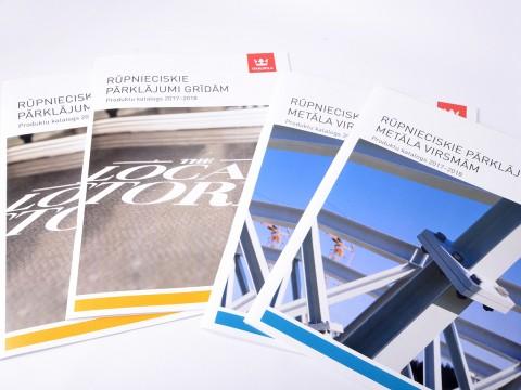 A4 brochure printing