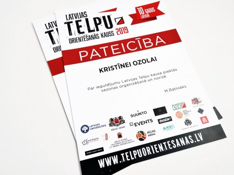Diplomas printing