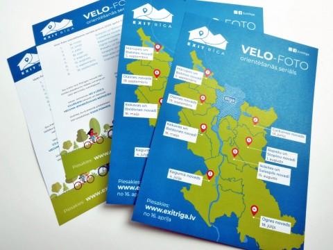 Flyer printing, design