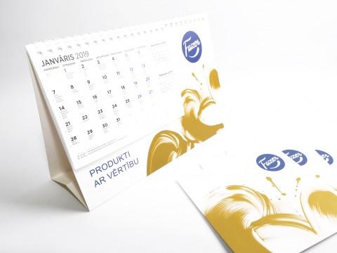 Table Calendars 2019