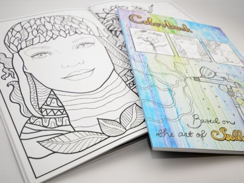 colorbook binding