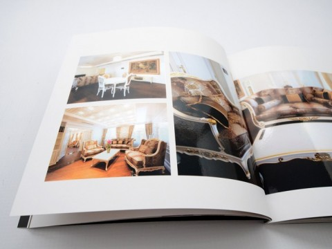 Photo catalog printing