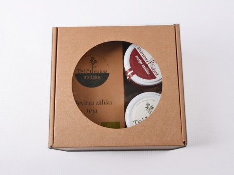 eco package, box