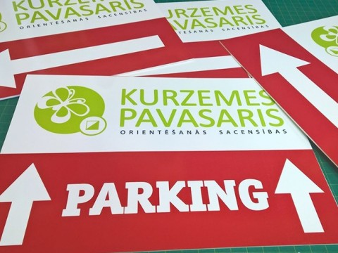 Signboards Polycarbonate