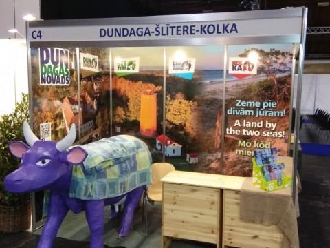 Exhibition stand decals