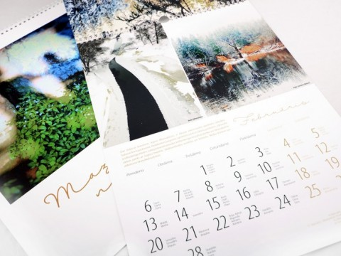 photo calendar printing