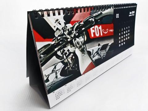 Calendars production
