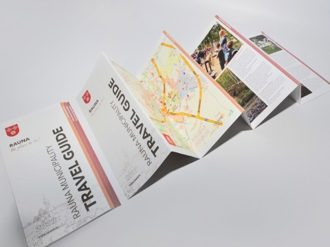 Advertising booklet printing
