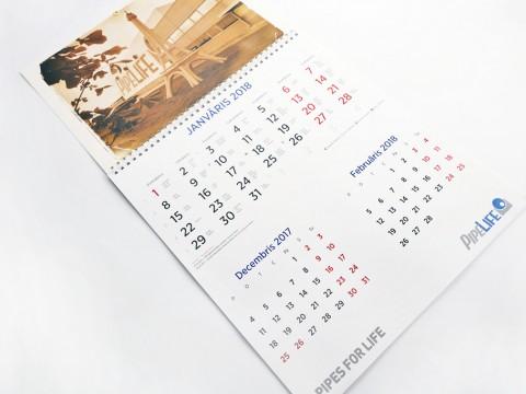 Wall calendars print