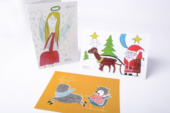 Seasonal Christmas Cards printing