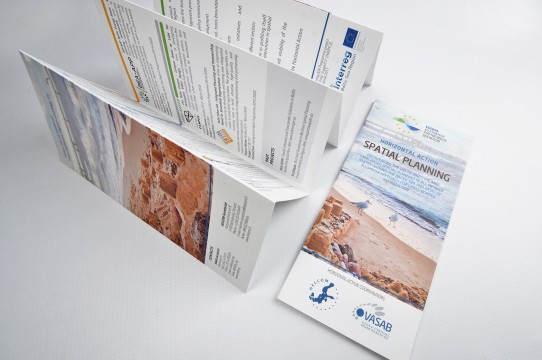 Prospectus printing and layout