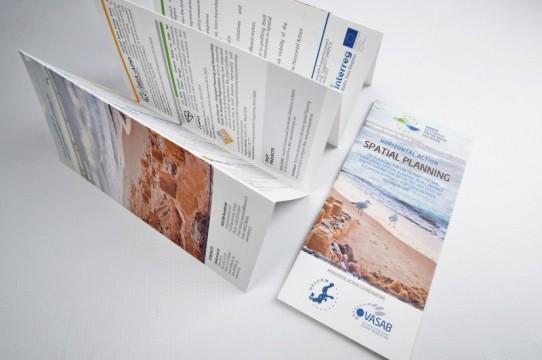 буклети, графический дизайн