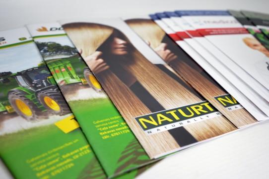 рекламные брошюры, цены на печать