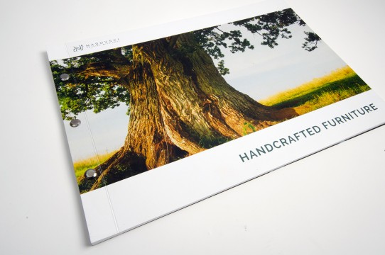Exclusive catalogs print