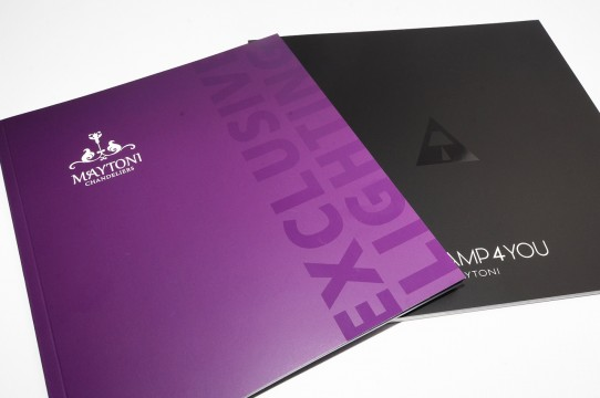 exclusive catalogs, printing