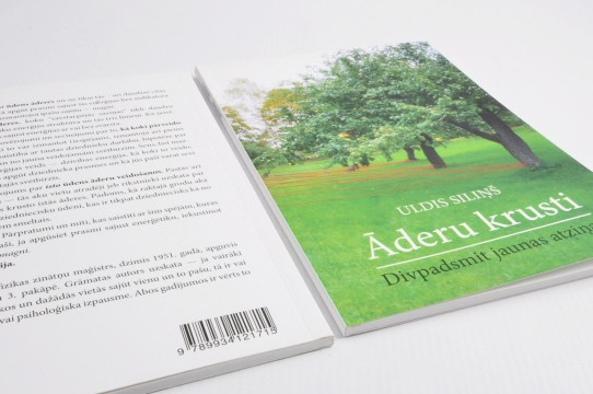 Book production in soft covers