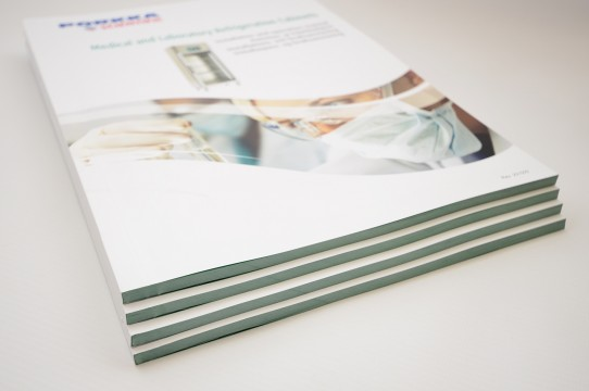 soft cover book binding