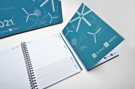 Calendars, planners 2021