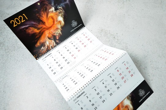 Making calendars