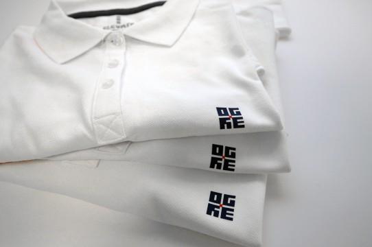 Polo shirt printing