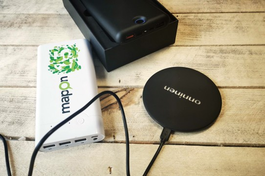 Powerbank with printing