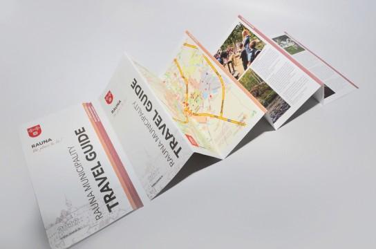 Advertising booklet printing