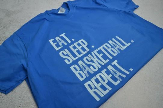 Sportswear printing
