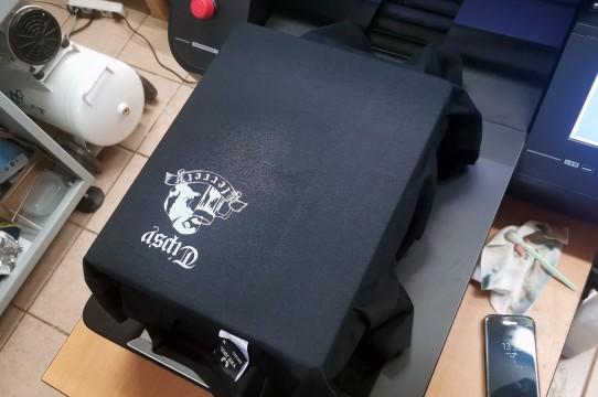 T-shirt printing DTG