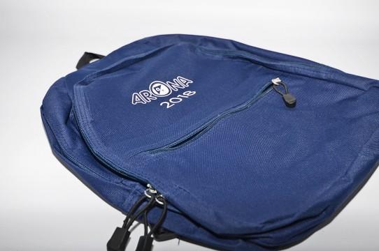 Backpacks with printing