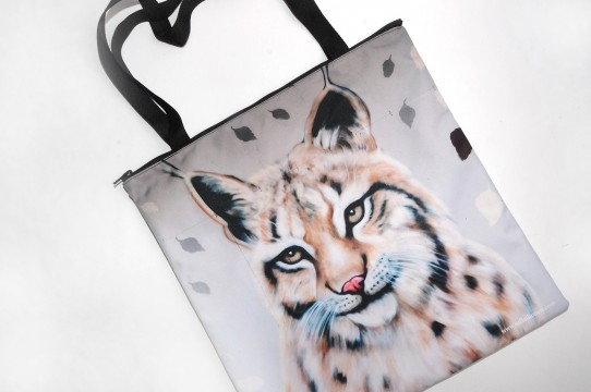 zipper bag with sublimation