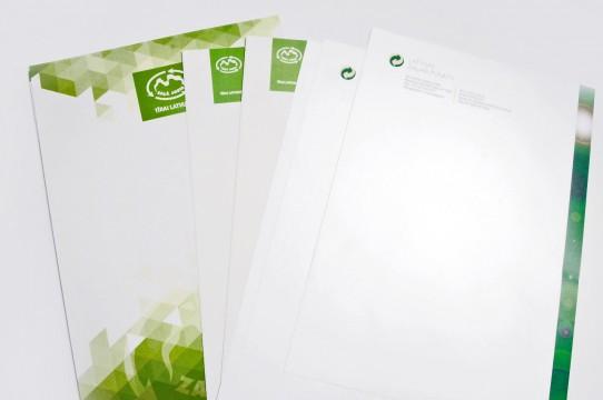 Формы для печати офсетной бумаги формата А4