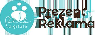 Prezentreklāma logo